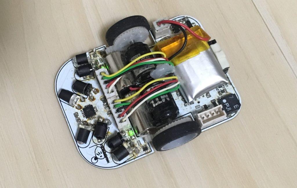 白いハラシーマウス.ver2